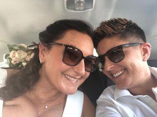 Le nozze di Ada e Cinzia
