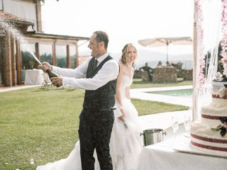 Le nozze di Sara e Samuel