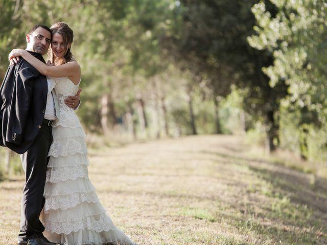 Le nozze di Giovanna e Domenico