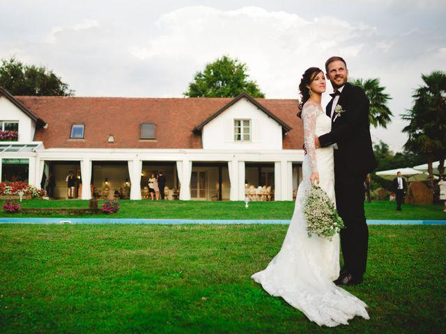 le nozze di Federica e Trevor