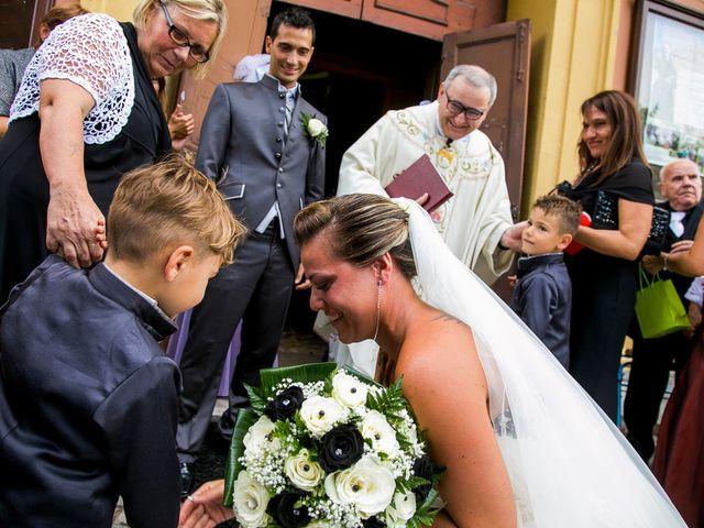 Il matrimonio di Massimo e Giada a Bologna, Bologna 10