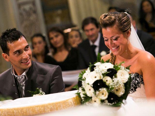Il matrimonio di Massimo e Giada a Bologna, Bologna 15
