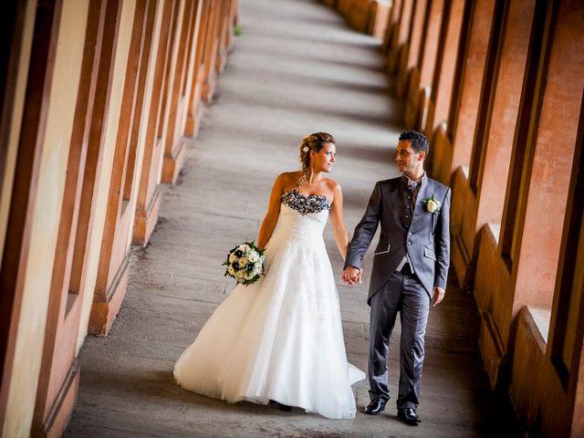 Il matrimonio di Massimo e Giada a Bologna, Bologna 25