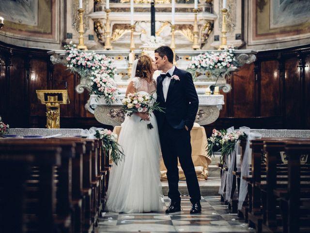 Il matrimonio di Alessandro e Maddalena a Sestri Levante, Genova 77