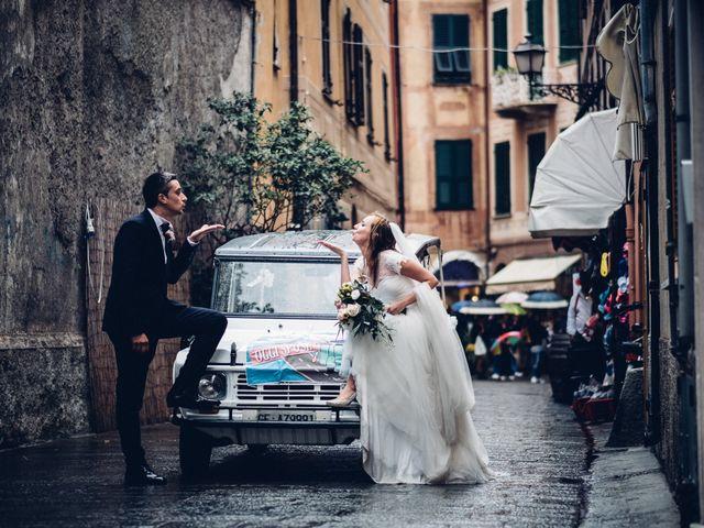 Il matrimonio di Alessandro e Maddalena a Sestri Levante, Genova 103