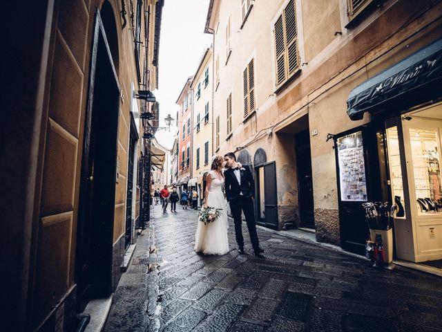 Il matrimonio di Alessandro e Maddalena a Sestri Levante, Genova 105