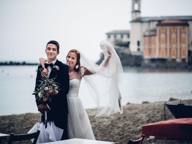 Il matrimonio di Alessandro e Maddalena a Sestri Levante, Genova 116