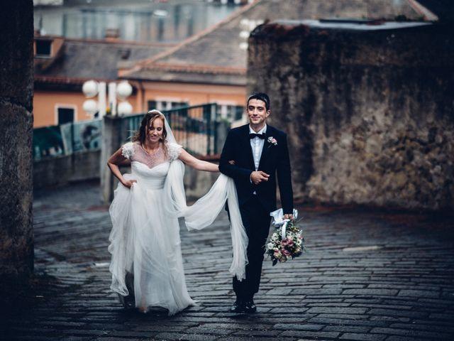 Il matrimonio di Alessandro e Maddalena a Sestri Levante, Genova 118