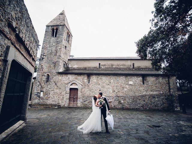 Il matrimonio di Alessandro e Maddalena a Sestri Levante, Genova 119