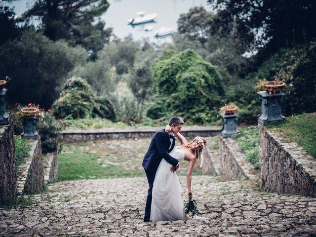 Il matrimonio di Alessandro e Maddalena a Sestri Levante, Genova 157
