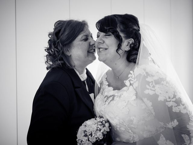 Il matrimonio di Marco e Marta a Sarzana, La Spezia 14