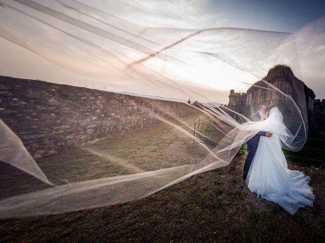Il matrimonio di Marco e Marta a Sarzana, La Spezia 46