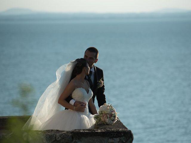 Il matrimonio di Nicola e Ilaria a Magione, Perugia 17