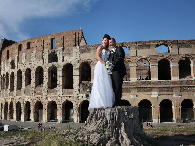 Il matrimonio di Giuseppe e Loredana a Roma, Roma 8