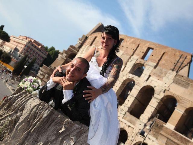 Il matrimonio di Giuseppe e Loredana a Roma, Roma 9