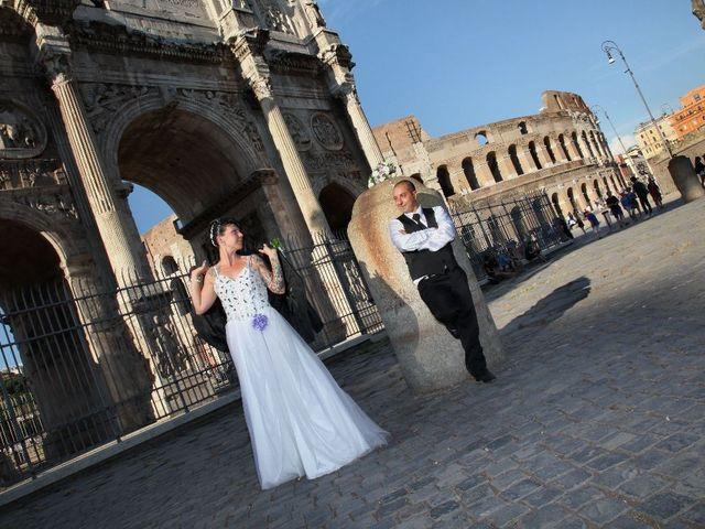 Le nozze di Loredana e Giuseppe