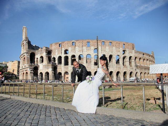 Il matrimonio di Giuseppe e Loredana a Roma, Roma 10