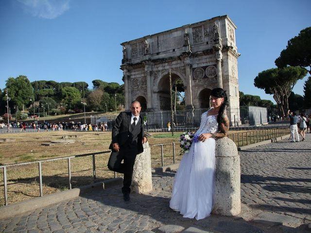 Il matrimonio di Giuseppe e Loredana a Roma, Roma 11