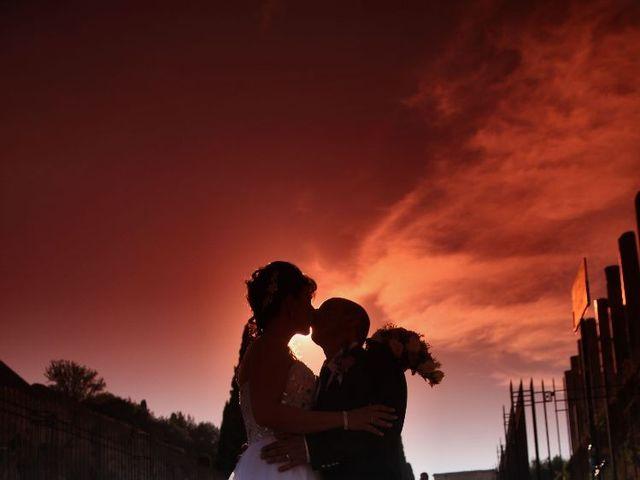 Il matrimonio di Giuseppe e Loredana a Roma, Roma 1