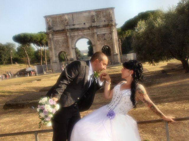 Il matrimonio di Giuseppe e Loredana a Roma, Roma 13