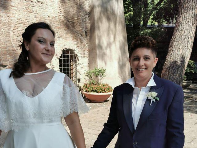 Il matrimonio di Cinzia  e Ada a Roma, Roma 1