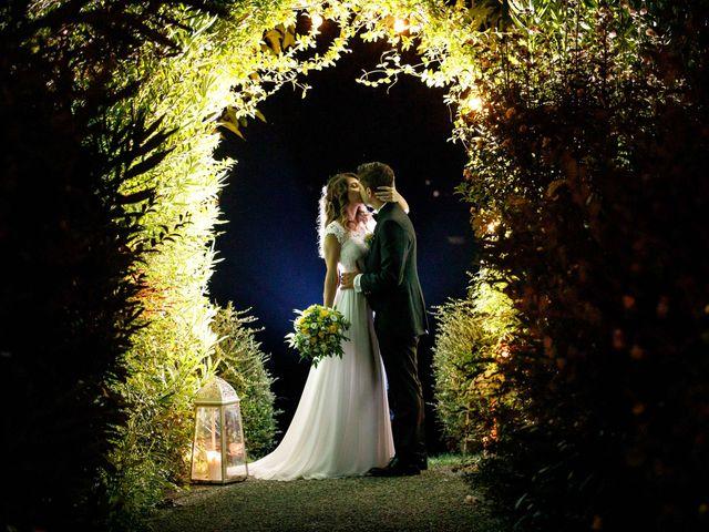 Il matrimonio di Emanuele e Mabel a Corte Franca, Brescia 3