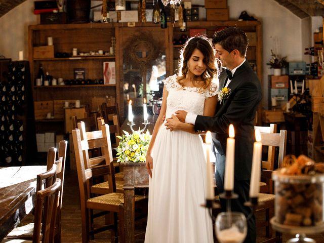Il matrimonio di Emanuele e Mabel a Corte Franca, Brescia 5