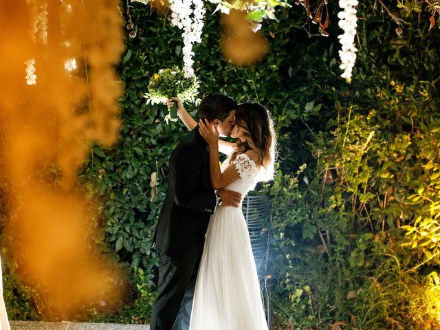 Il matrimonio di Emanuele e Mabel a Corte Franca, Brescia 7