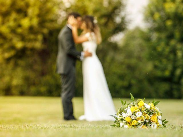 Il matrimonio di Emanuele e Mabel a Corte Franca, Brescia 9