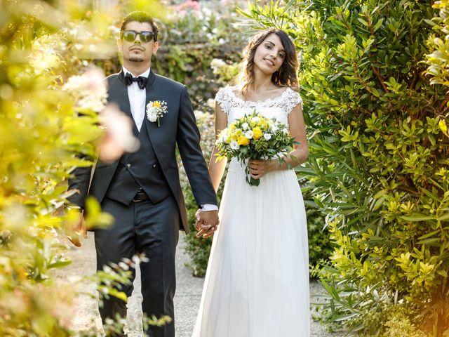 Il matrimonio di Emanuele e Mabel a Corte Franca, Brescia 12