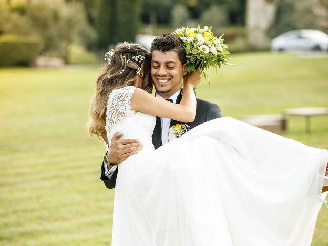 Il matrimonio di Emanuele e Mabel a Corte Franca, Brescia 14