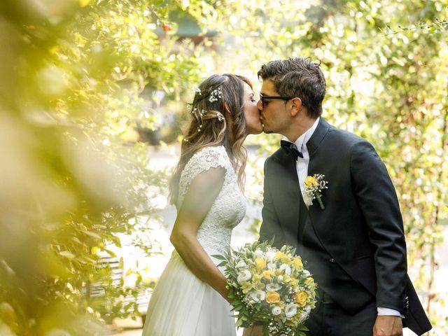 Il matrimonio di Emanuele e Mabel a Corte Franca, Brescia 16