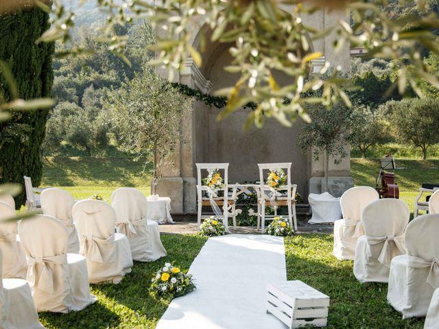 Il matrimonio di Emanuele e Mabel a Corte Franca, Brescia 17