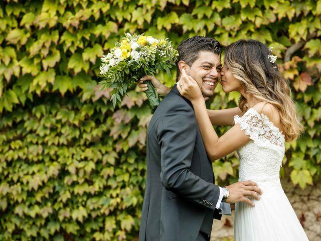 Il matrimonio di Emanuele e Mabel a Corte Franca, Brescia 19