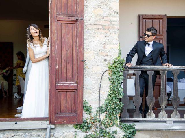 Il matrimonio di Emanuele e Mabel a Corte Franca, Brescia 56