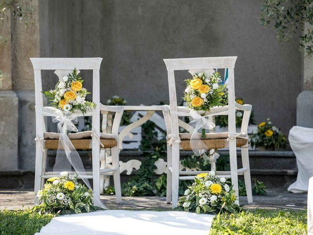Il matrimonio di Emanuele e Mabel a Corte Franca, Brescia 59