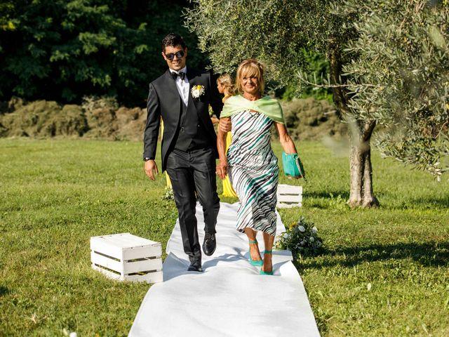 Il matrimonio di Emanuele e Mabel a Corte Franca, Brescia 69