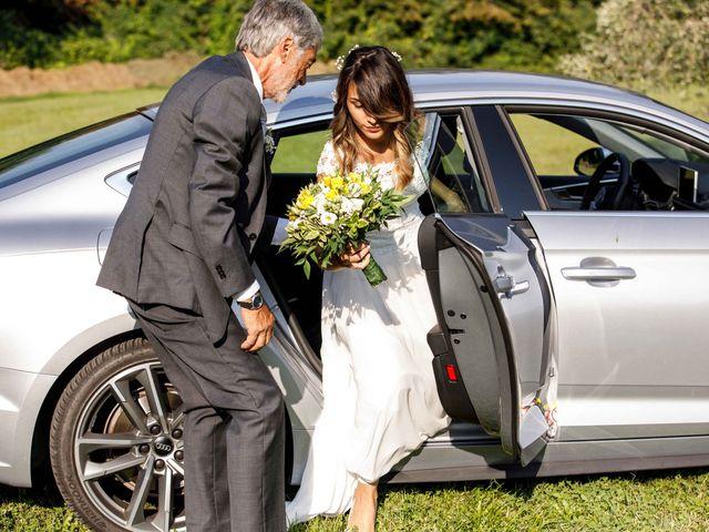 Il matrimonio di Emanuele e Mabel a Corte Franca, Brescia 72