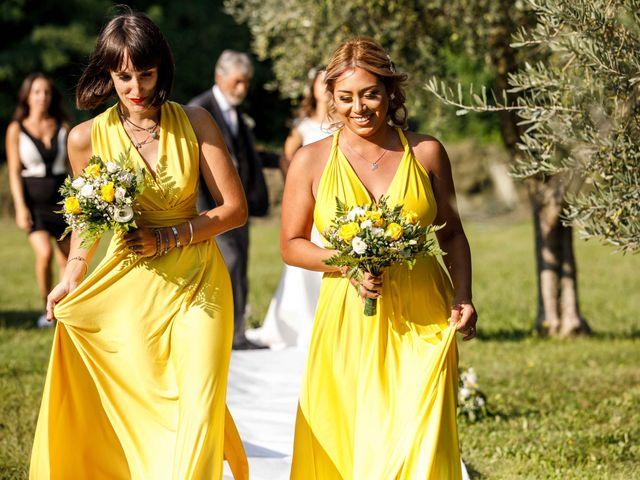 Il matrimonio di Emanuele e Mabel a Corte Franca, Brescia 73