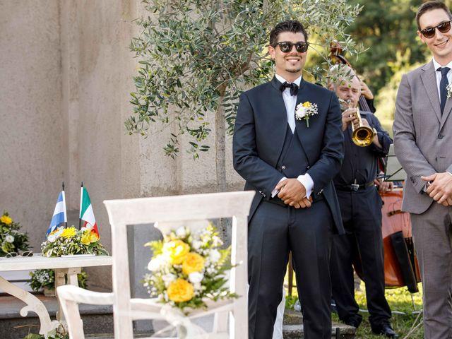 Il matrimonio di Emanuele e Mabel a Corte Franca, Brescia 75