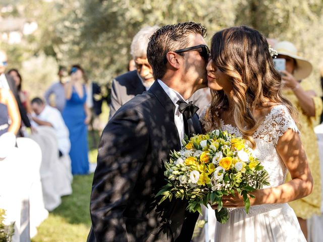 Il matrimonio di Emanuele e Mabel a Corte Franca, Brescia 77