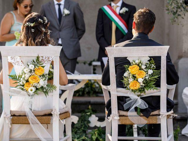 Il matrimonio di Emanuele e Mabel a Corte Franca, Brescia 78