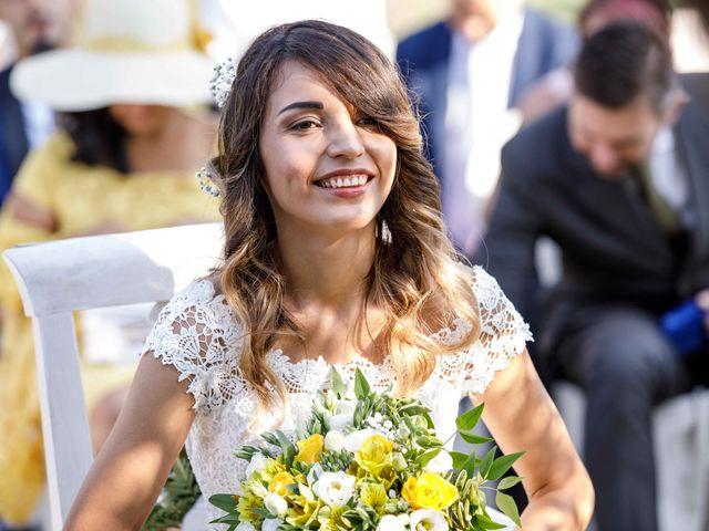 Il matrimonio di Emanuele e Mabel a Corte Franca, Brescia 80