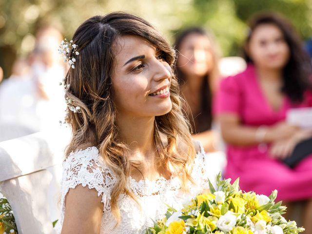 Il matrimonio di Emanuele e Mabel a Corte Franca, Brescia 81
