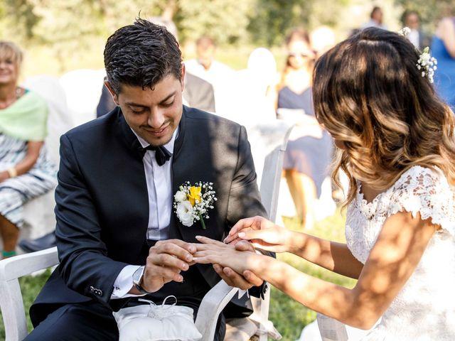 Il matrimonio di Emanuele e Mabel a Corte Franca, Brescia 83