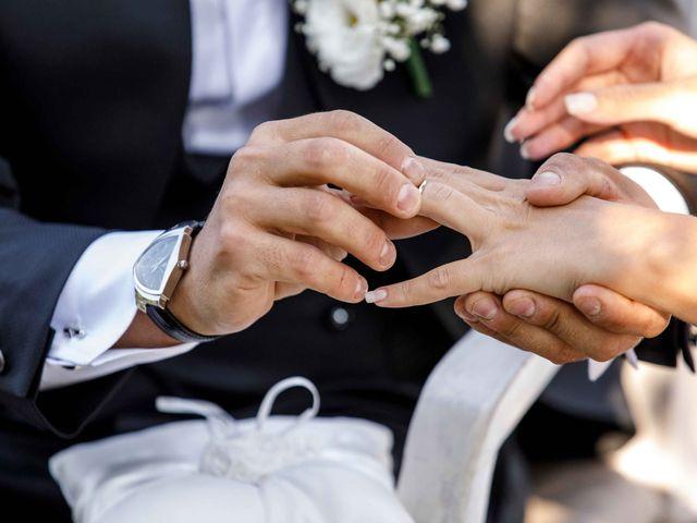 Il matrimonio di Emanuele e Mabel a Corte Franca, Brescia 84