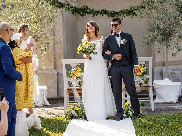 Il matrimonio di Emanuele e Mabel a Corte Franca, Brescia 90
