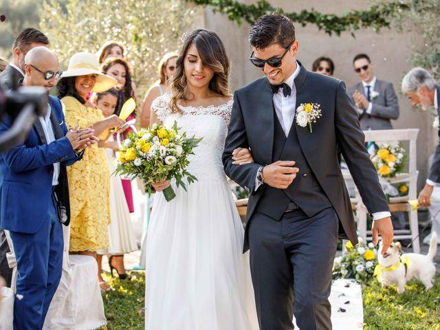 Il matrimonio di Emanuele e Mabel a Corte Franca, Brescia 95