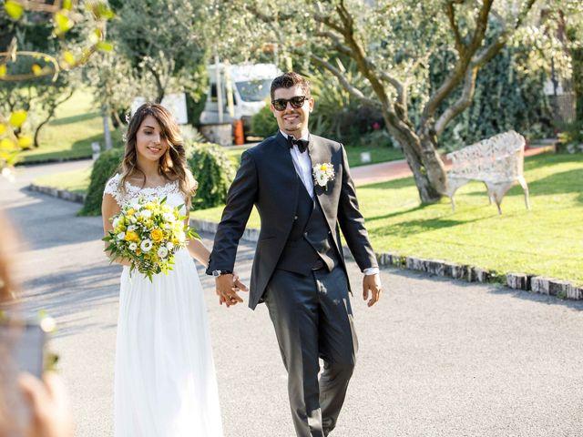 Il matrimonio di Emanuele e Mabel a Corte Franca, Brescia 99