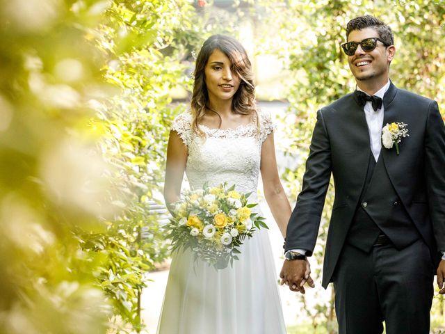 Il matrimonio di Emanuele e Mabel a Corte Franca, Brescia 101